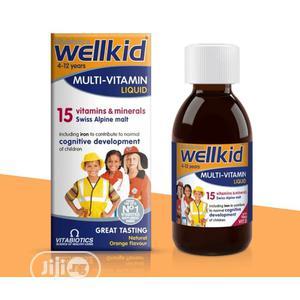 Vitabiotics Wellkid Multivitamin Liquid - 150ml | Vitamins & Supplements for sale in Lagos State, Ojo