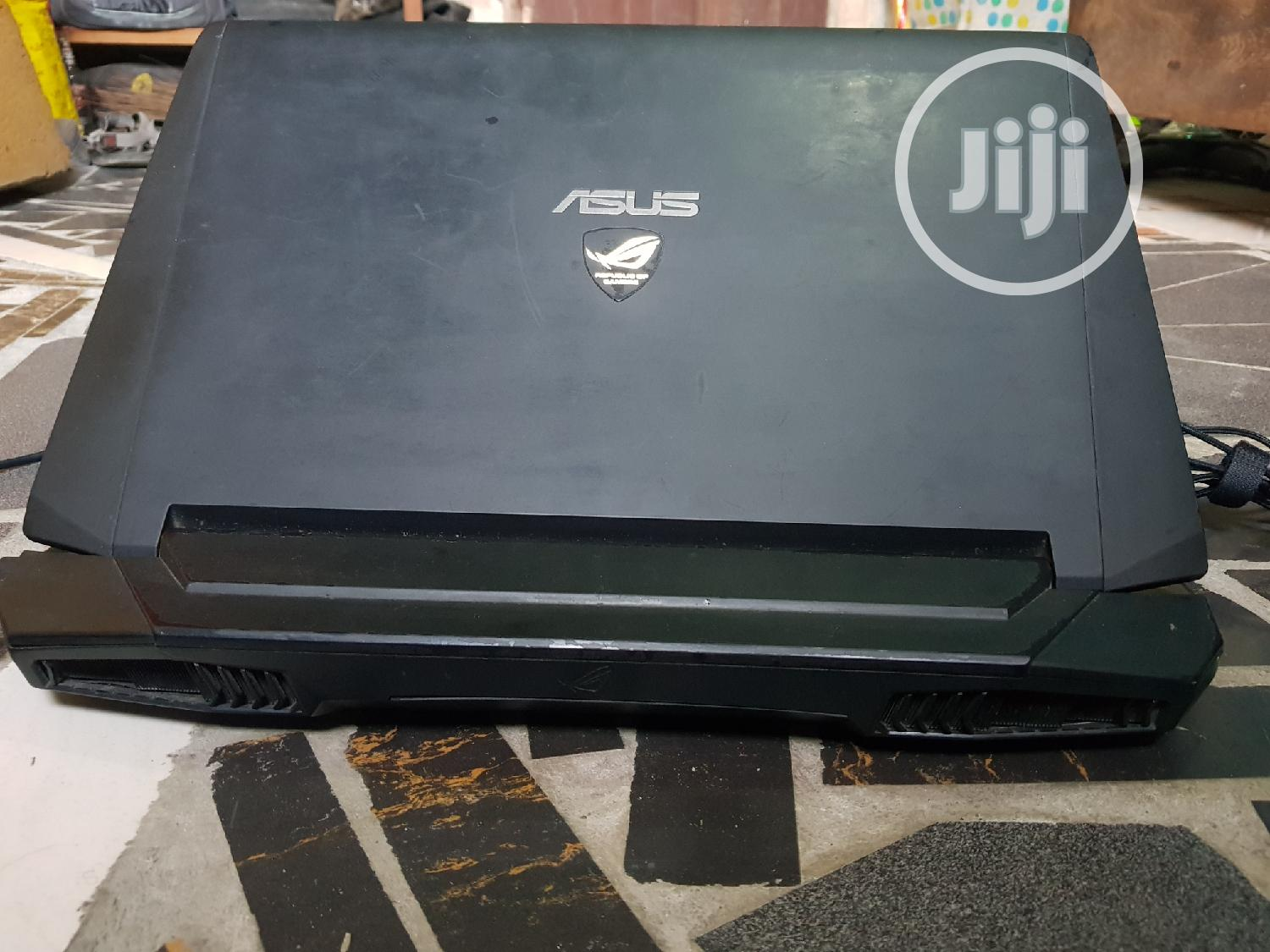 Archive: Laptop Asus ROG G750JW 16GB Intel Core I7 HDD 1T