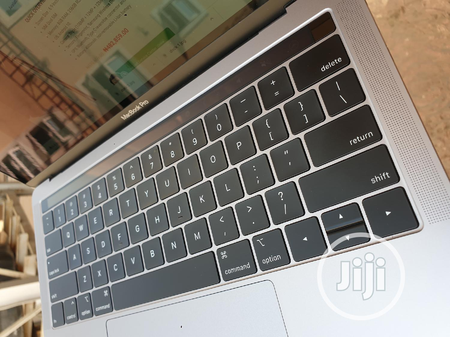Laptop Apple MacBook Pro 2019 16GB Intel Core I7 SSD 1T   Laptops & Computers for sale in Wuse 2, Abuja (FCT) State, Nigeria