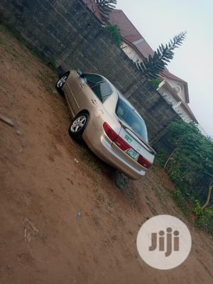 Honda Accord 2005 2.0 Comfort Automatic Gold | Cars for sale in Ogun State, Ijebu Ode