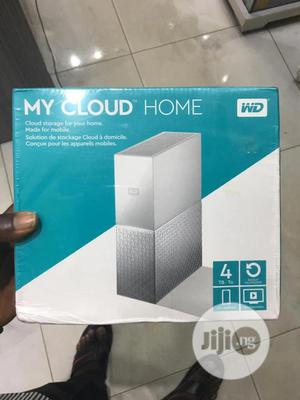 WD My Cloud Home 4TB Cloud Storage | Computer Hardware for sale in Abuja (FCT) State, Wuse 2