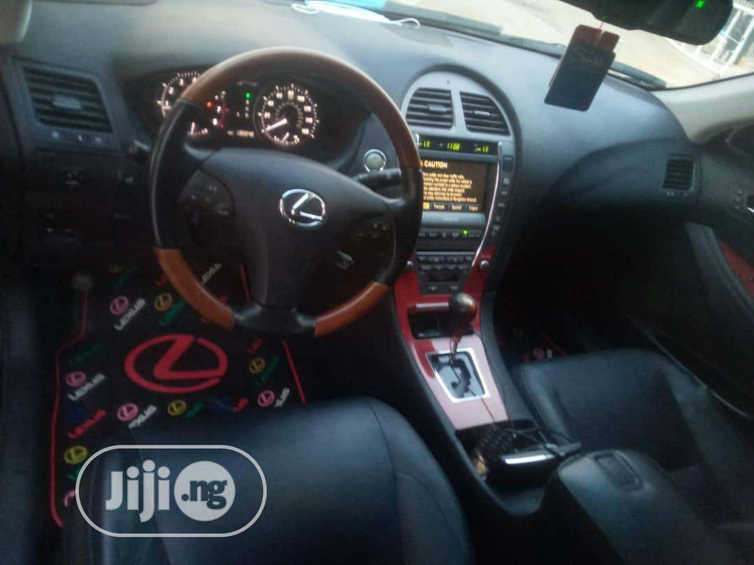 Lexus ES 2007 Black | Cars for sale in Agbara-Igbesan, Lagos State, Nigeria