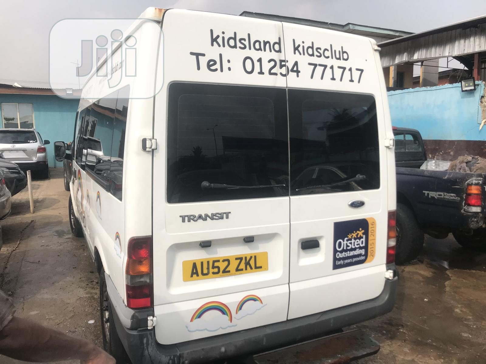 Ford Transit 2005model | Buses & Microbuses for sale in Ikeja, Lagos State, Nigeria