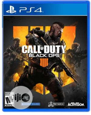 Call of Duty Black Ops 4 - PS4 | Video Games for sale in Lagos State, Ajah