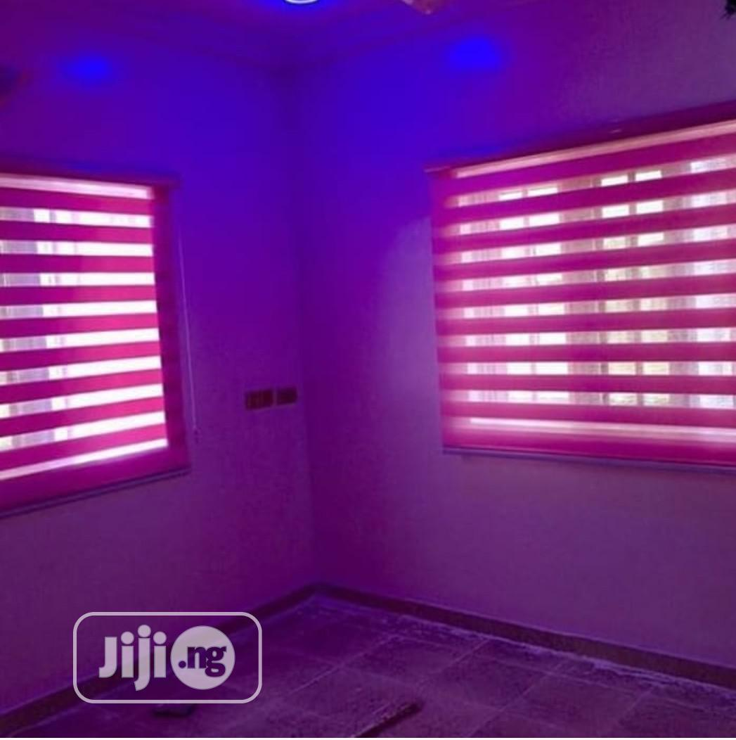 Day and Night Window Blinds | Home Accessories for sale in Port-Harcourt, Rivers State, Nigeria