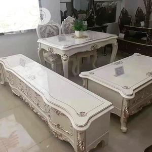 Set of Center Table and Tv Stand With Dining Table   Furniture for sale in Lagos State, Ojo