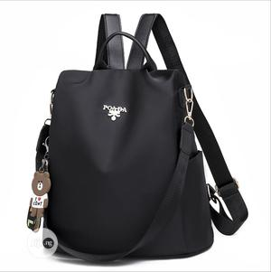 Vintage Leather Waterproof Anti-theft Backpack For Ladies   Bags for sale in Lagos State, Yaba
