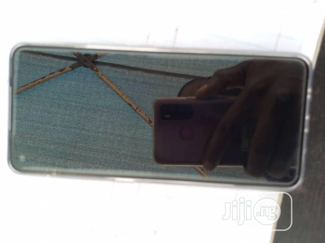 Tecno Pova 128 GB Blue   Mobile Phones for sale in Apapa, Lagos State, Nigeria