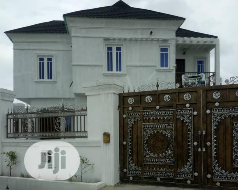 4 Bedroom Semidetached Duplex + BQ