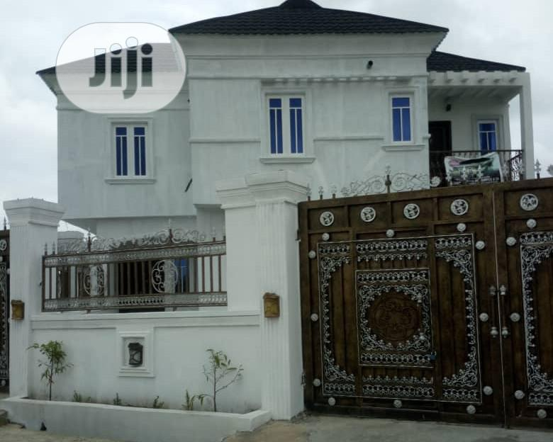4 Bedroom Semidetached Duplex + BQ | Houses & Apartments For Sale for sale in Ajah, Lagos State, Nigeria