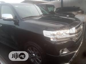 Toyota Land Cruiser Prado 2016 VX Black | Cars for sale in Lagos State, Ikeja