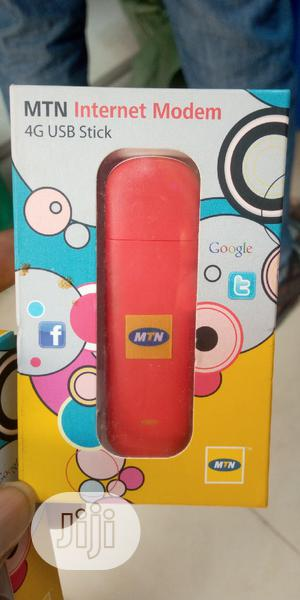 MTN USB Fastlink Modem | Networking Products for sale in Lagos State, Ikeja