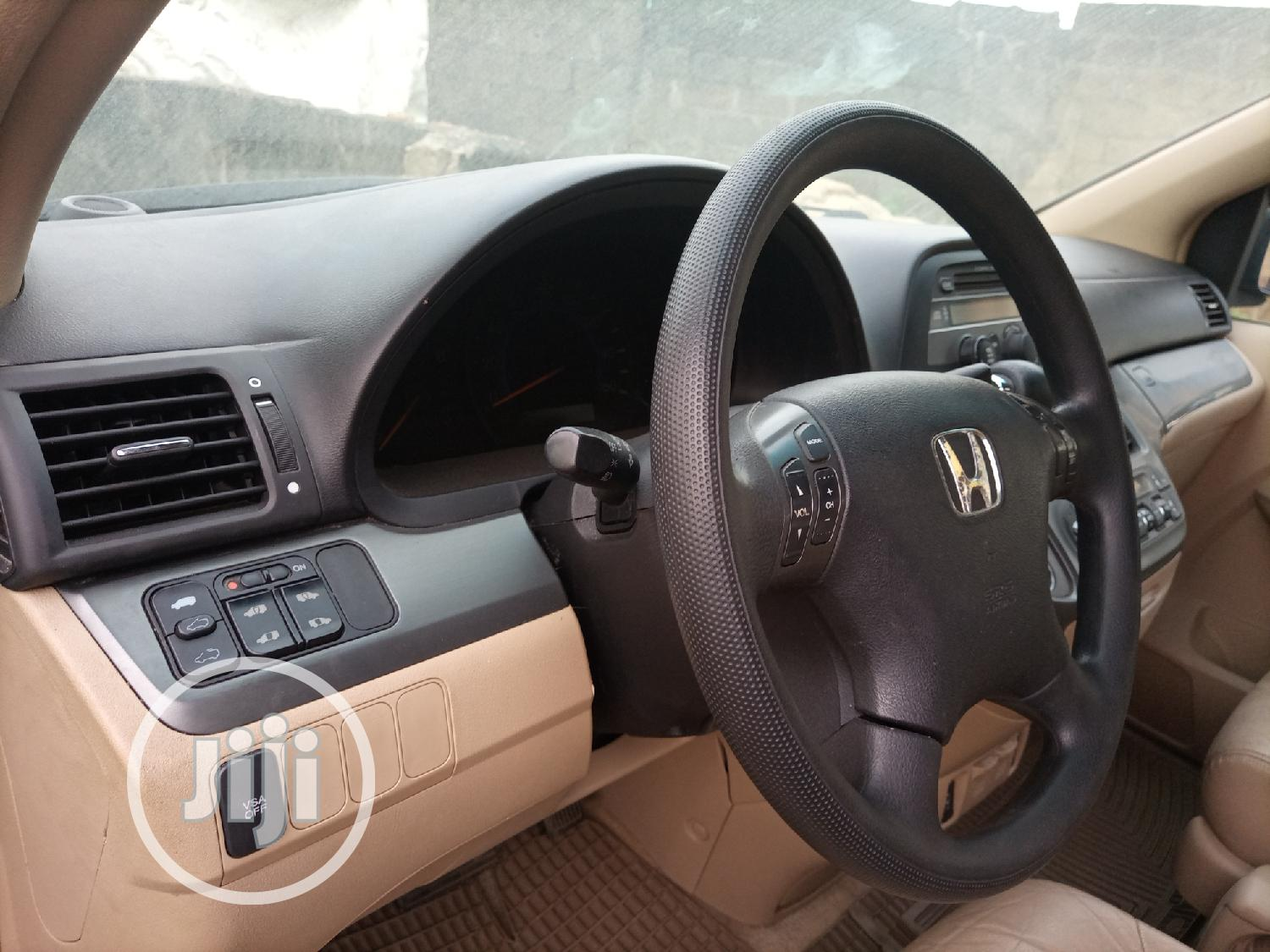 Honda Odyssey 2005 EX Automatic Gray | Cars for sale in Alimosho, Lagos State, Nigeria