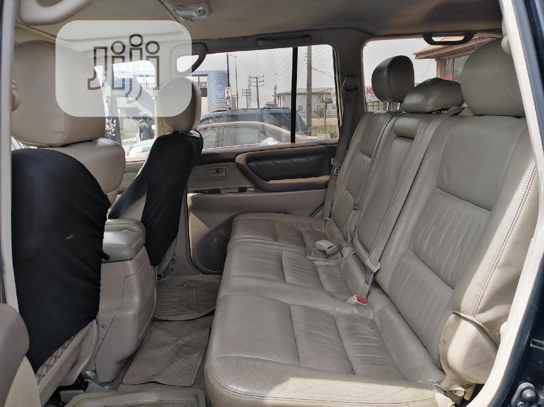 Toyota Land Cruiser 2000 Black | Cars for sale in Ikorodu, Lagos State, Nigeria