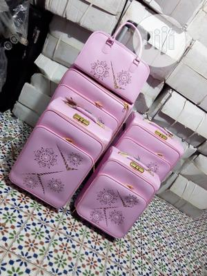 Pure Leather Luggage   Bags for sale in Lagos State, Lagos Island (Eko)
