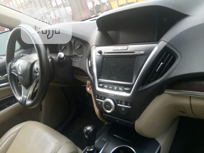 Acura MDX 2014 Black   Cars for sale in Ikeja, Lagos State, Nigeria