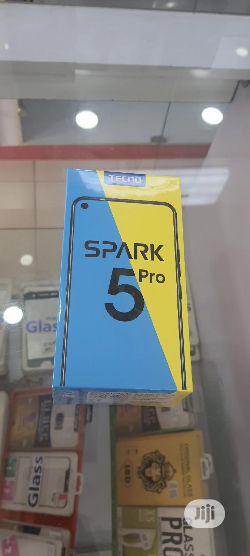 New Tecno Spark 5 Pro 64 GB Black