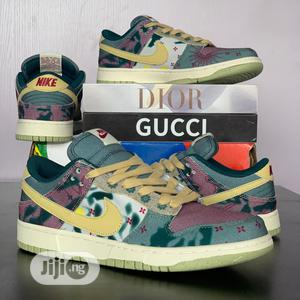 """Nike Dunk Low """"Lemon Wash""""   Shoes for sale in Lagos State, Ikeja"""