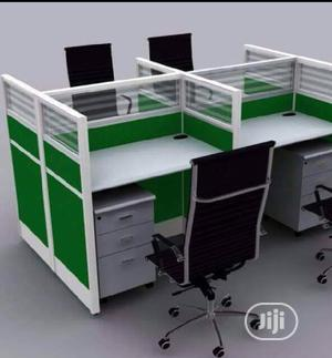 Office Partition Table   Furniture for sale in Abuja (FCT) State, Wuse 2