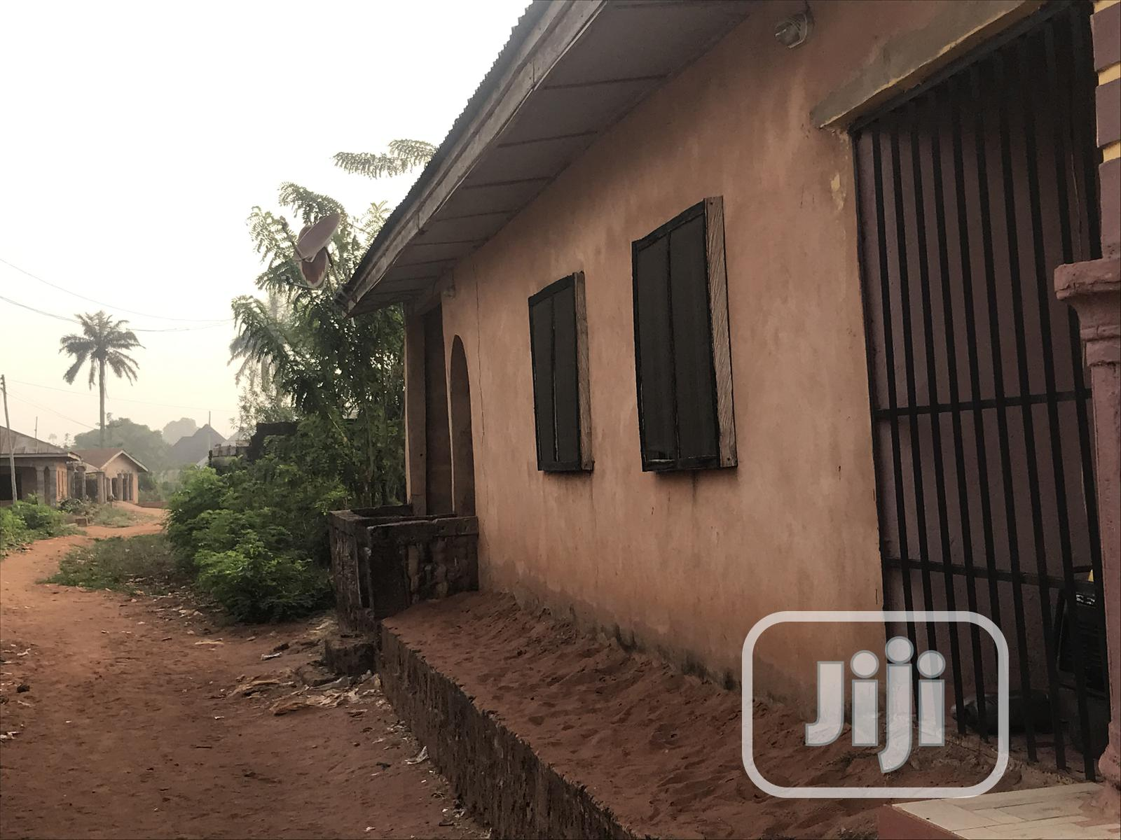 Land With House For Sale At Uwhalor Uromi | Land & Plots For Sale for sale in Esan North East, Edo State, Nigeria