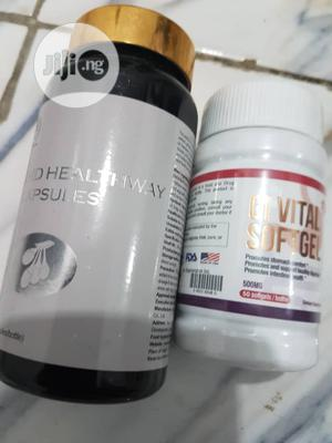 Gi Vital Healthway Complete Two Combo For Diabetes | Vitamins & Supplements for sale in Lagos State, Ajah