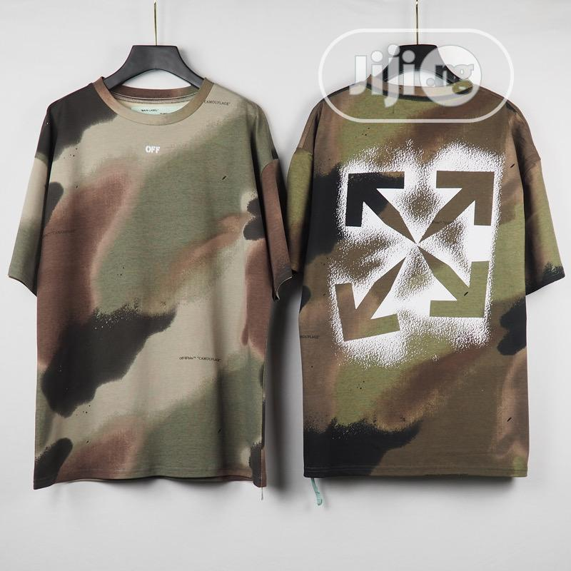 High Quality Offwhite T-shirts