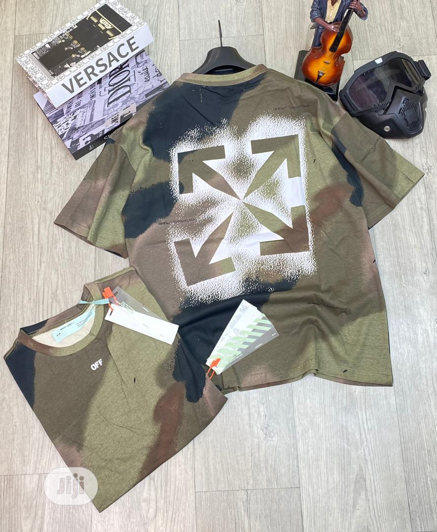 High Quality Offwhite T-shirts | Clothing for sale in Alimosho, Lagos State, Nigeria