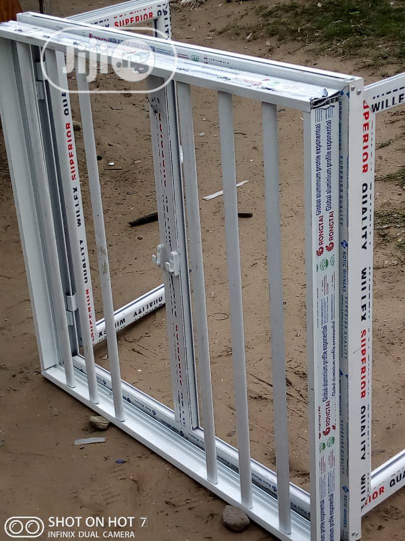 Aluminum Windows | Windows for sale in Amuwo-Odofin, Lagos State, Nigeria