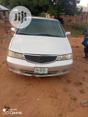 Honda Odyssey 2002 EX Silver | Cars for sale in Oyo State, Iseyin