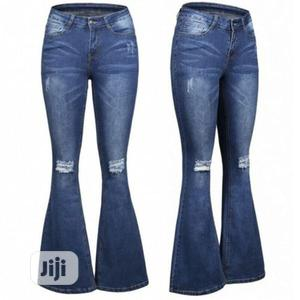Flare Casual Women Jeans | Clothing for sale in Lagos State, Orile