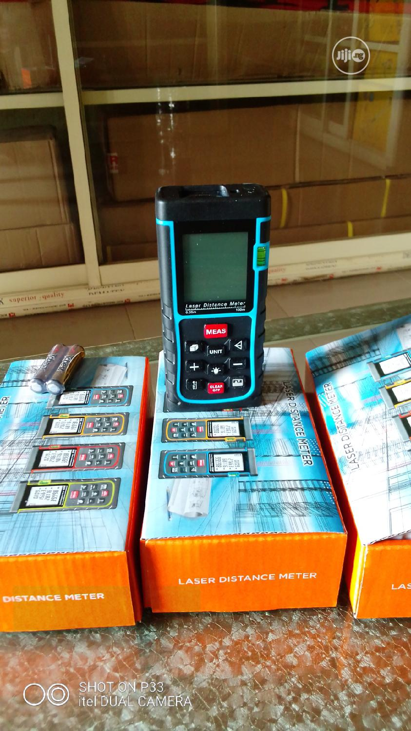 100m Laser Distance Meter | Measuring & Layout Tools for sale in Alimosho, Lagos State, Nigeria