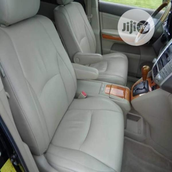 Archive: Lexus RX 2008 Green