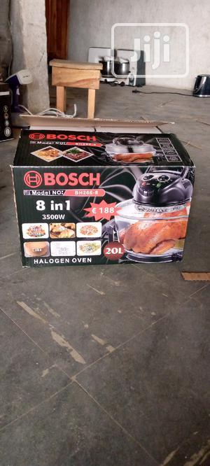Bosch 8 In 1 Halogen Oven 20l | Kitchen Appliances for sale in Lagos State, Lagos Island (Eko)