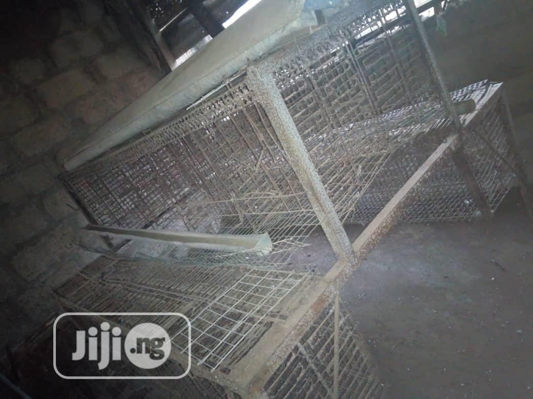 Poultry Cage   Farm Machinery & Equipment for sale in Akure, Ondo State, Nigeria