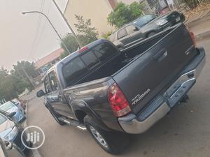 Toyota Tacoma 2015 Gray | Cars for sale in Abuja (FCT) State, Garki 1