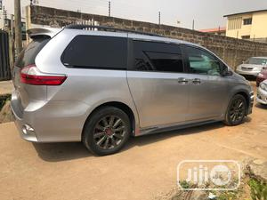 Toyota Sienna 2017 Silver | Cars for sale in Lagos State, Ikeja