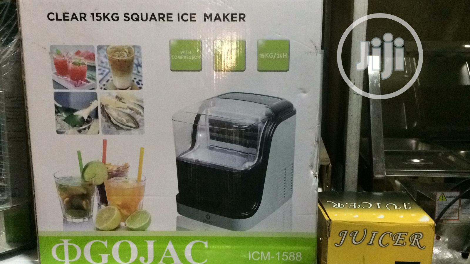 Archive: TOP 24 Cubes Per Drop Ice Cube Making Machine Available
