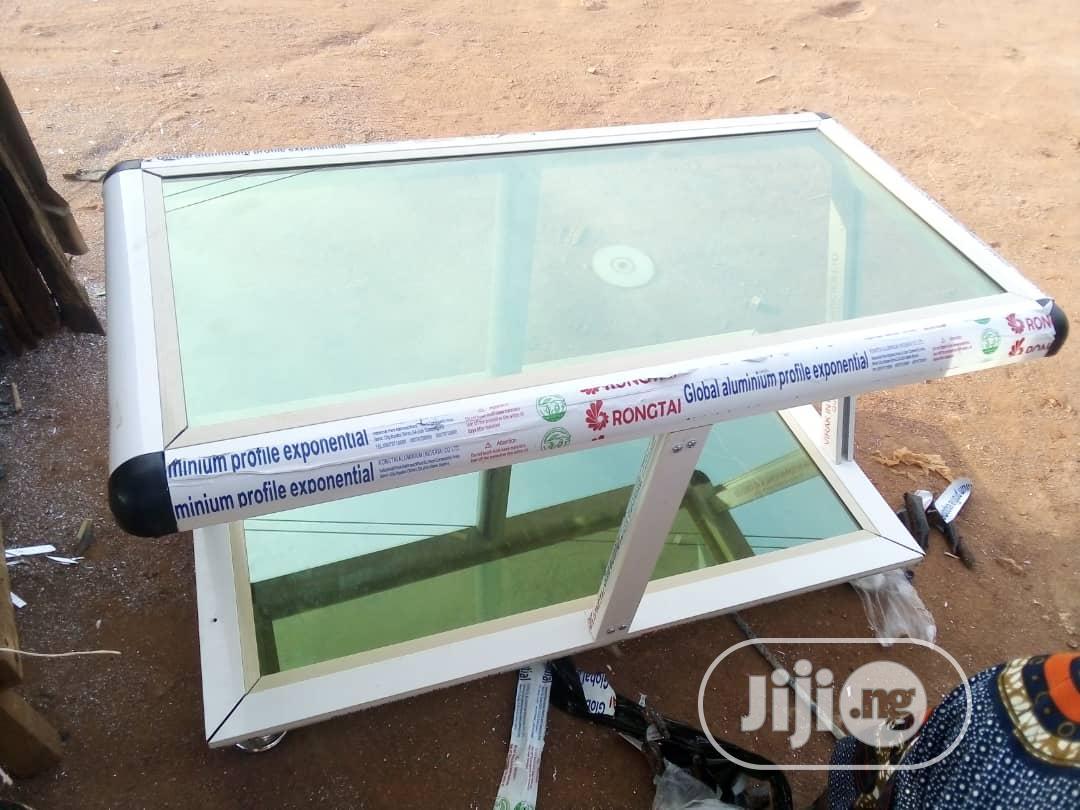 Aluminum Windows And Bathroom Doors And Waldrobe | Store Equipment for sale in Amuwo-Odofin, Lagos State, Nigeria