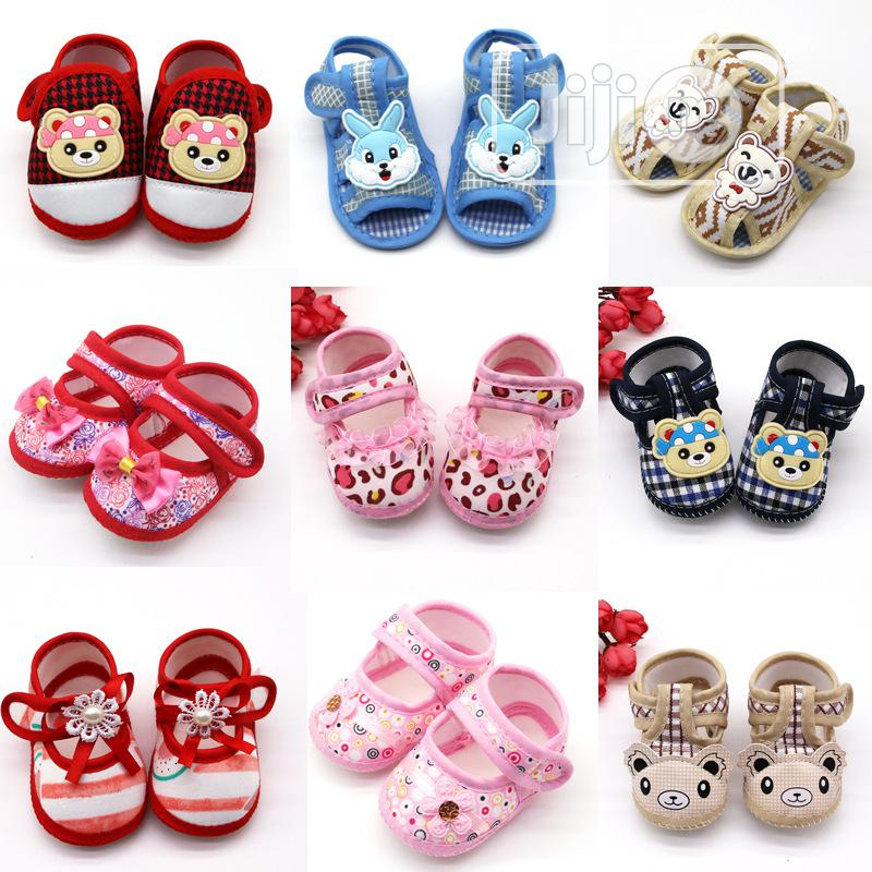 Archive: Colourful Sandals for Children