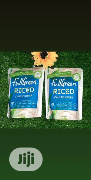 Fullgreen - Low Carb Riced Cauliflower 200G | Vitamins & Supplements for sale in Lagos State, Ikeja