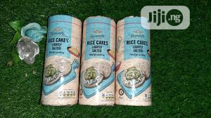 Rivercote Gluten Free Rice Cakes 130G | Vitamins & Supplements for sale in Lagos State, Ikeja