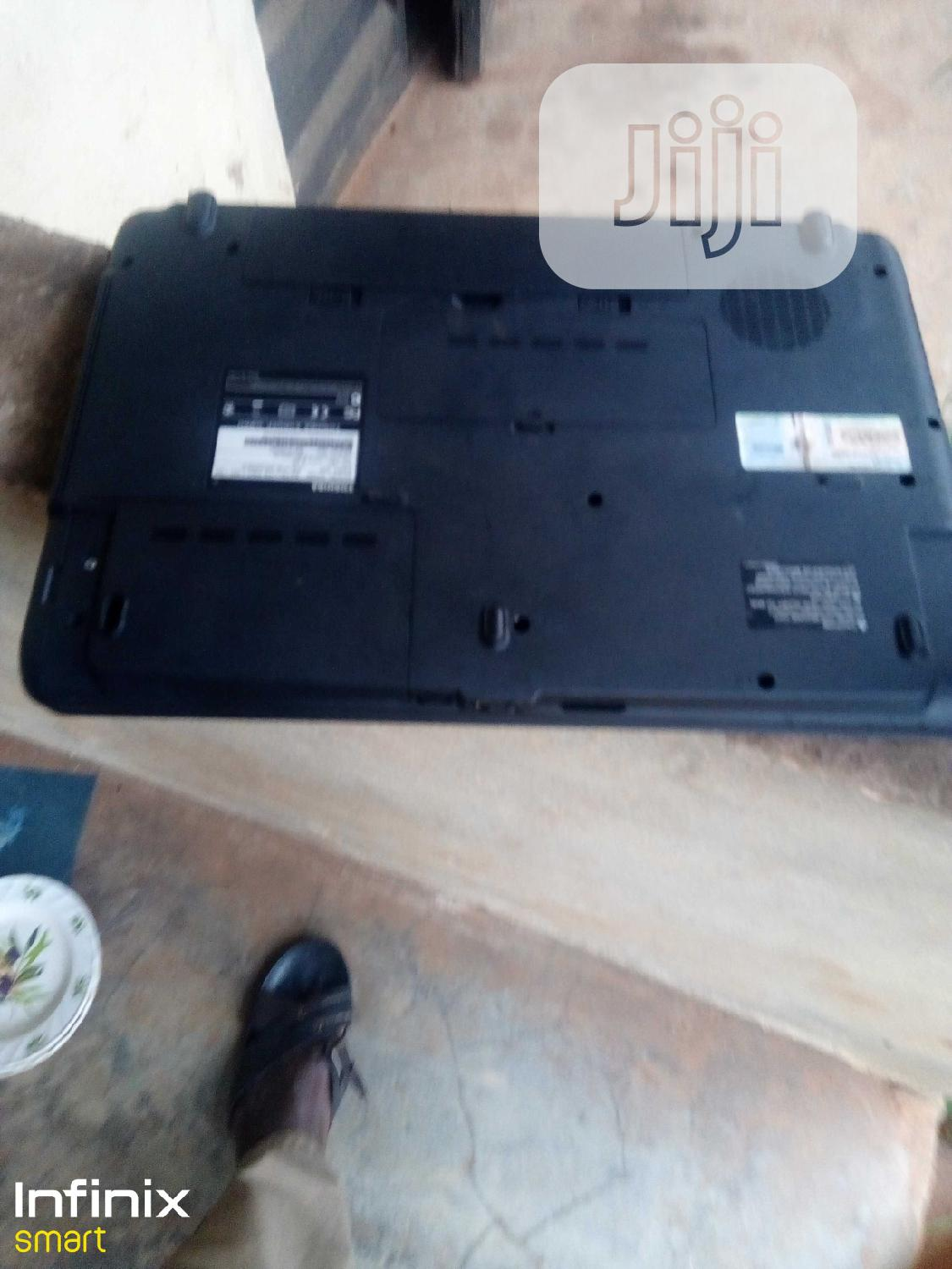 Laptop Toshiba 2GB Intel Core 2 Duo HDD 160GB | Laptops & Computers for sale in Onitsha, Anambra State, Nigeria