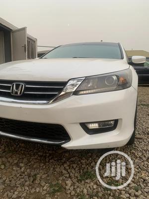Honda Accord 2013 White | Cars for sale in Abuja (FCT) State, Kubwa