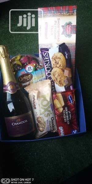 Hamper (Goodie Gift Box)   Meals & Drinks for sale in Lagos State, Ogba