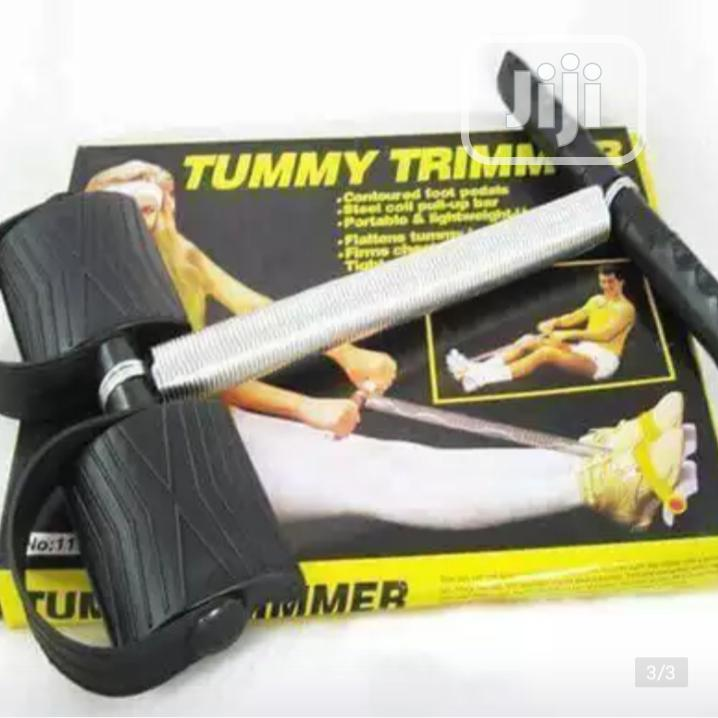 Archive: Tummy Trimmer Spring