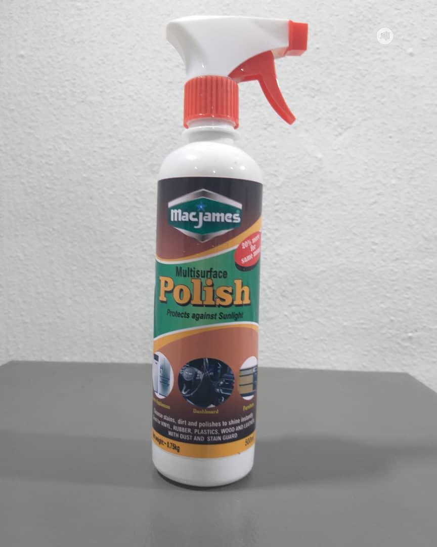 Multisurface Polish Cleaner