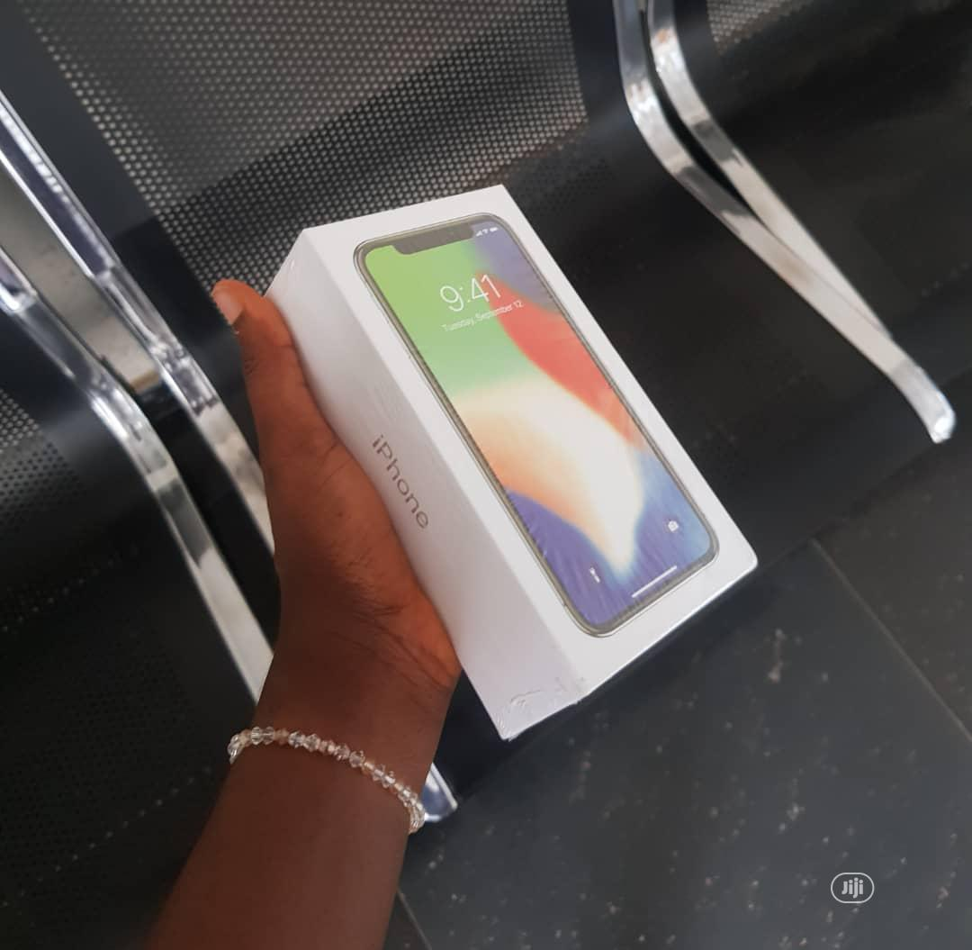 New Apple iPhone X 64 GB Silver | Mobile Phones for sale in Osogbo, Osun State, Nigeria