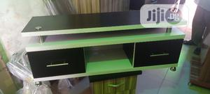 TV Stand Real Wood   Furniture for sale in Lagos State, Ojo