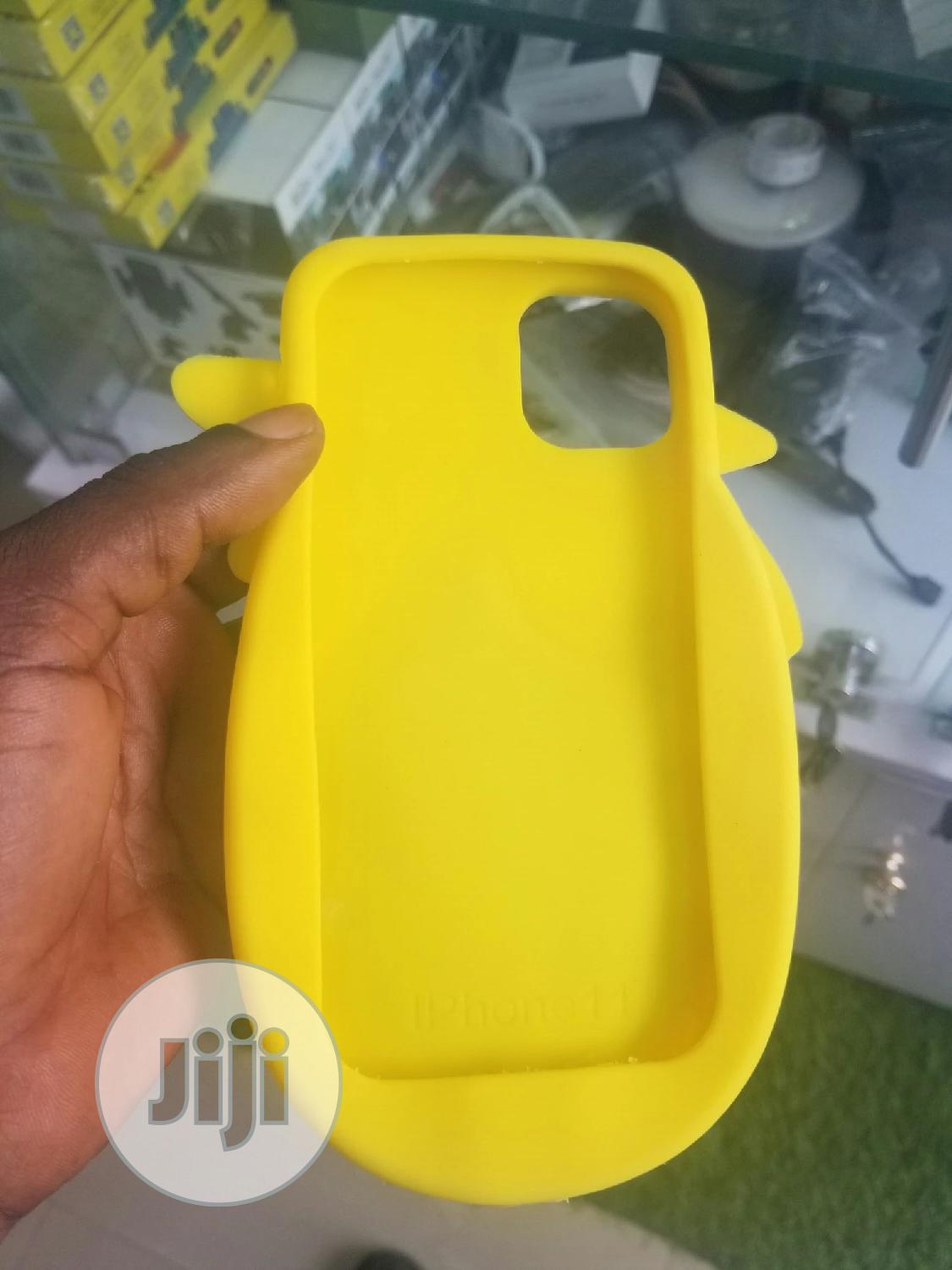 iPhone 11 Promax Pineapple Pouch | Accessories for Mobile Phones & Tablets for sale in Ikeja, Lagos State, Nigeria