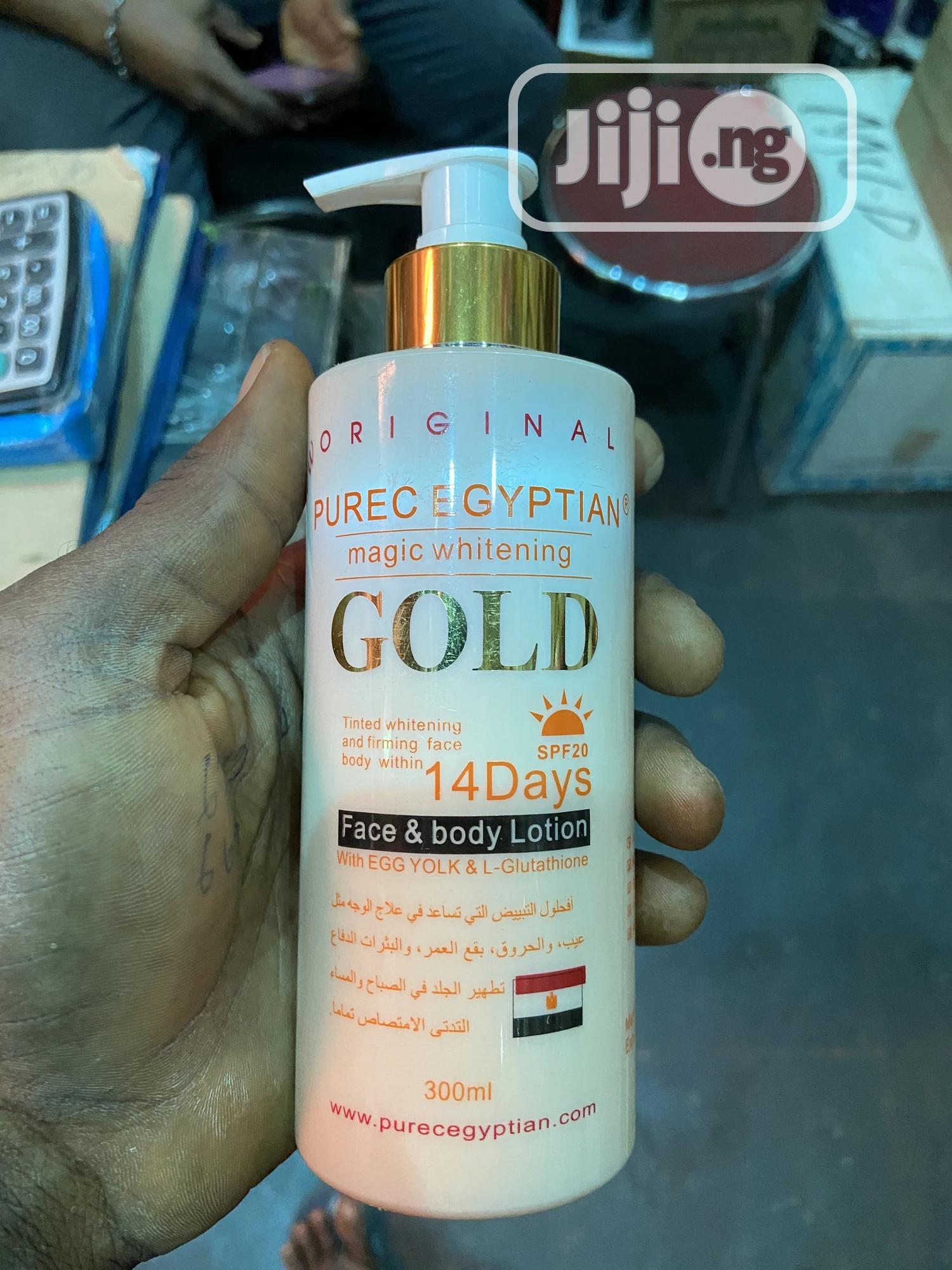 Pure Egyptian Gold   Bath & Body for sale in Enugu / Enugu, Enugu State, Nigeria